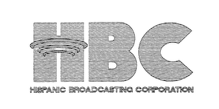 mark for HBC HISPANIC BROADCASTING CORPORATION, trademark #75762053