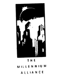 mark for THE MILLENNIUM ALLIANCE, trademark #75768961