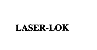 mark for LASER-LOK, trademark #75769937