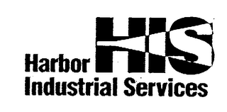mark for HARBOR INDUSTRIAL SERVICES HIS, trademark #75772611