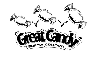 mark for GREAT CANDY SUPPLY COMPANY, trademark #75777833