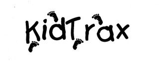 mark for KIDTRAX, trademark #75778033