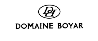 mark for DB DOMAINE BOYAR, trademark #75778516