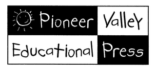 mark for PIONEER VALLEY EDUCATIONAL PRESS, trademark #75784301