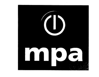 mark for MPA, trademark #75784447