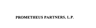 mark for PROMETHEUS PARTNERS, L.P., trademark #75785754