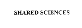 mark for SHARED SCIENCES, trademark #75792781