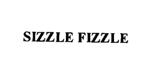 mark for SIZZLE FIZZLE, trademark #75794387