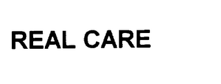 mark for REAL CARE, trademark #75796106