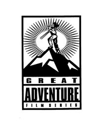 mark for GREAT ADVENTURE FILM SERIES, trademark #75798214