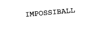mark for IMPOSSIBALL, trademark #75806175