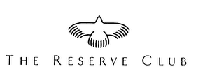 mark for THE RESERVE CLUB, trademark #75814179
