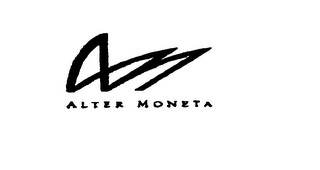 mark for AM ALTER MONETA, trademark #75817973
