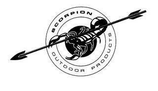 mark for SCORPION OUTDOOR PRODUCTS, trademark #75818182