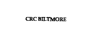 mark for CRC BILTMORE, trademark #75821495