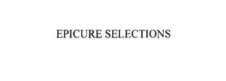 mark for EPICURE SELECTIONS, trademark #75821619