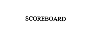 mark for SCOREBOARD, trademark #75822266