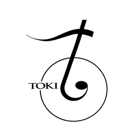 mark for TOKI, trademark #75826071