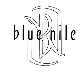 mark for B N BLUE NILE, trademark #75831639