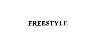 mark for FREESTYLE, trademark #75849426