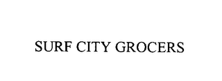 mark for SURF CITY GROCERS, trademark #75851234