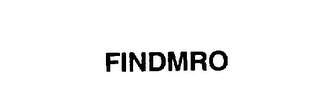 mark for FINDMRO, trademark #75851487
