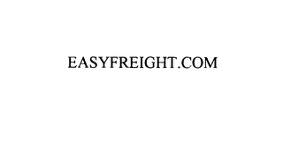 mark for EASYFREIGHT.COM, trademark #75853706