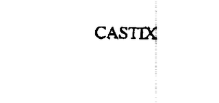 mark for CASTIX, trademark #75854852