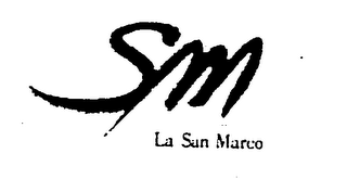 mark for SM LA SAN MARCO, trademark #75855721