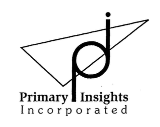 mark for PRIMARY INSIGHTS INCORPORATED, trademark #75857888