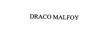 mark for DRACO MALFOY, trademark #75858035