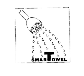 mark for SMARTOWEL, trademark #75858607
