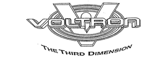 mark for V VOLTROA THE THIRD DIMENSION, trademark #75859048