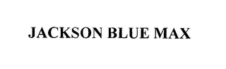 mark for JACKSON BLUE MAX, trademark #75859395