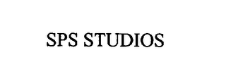 mark for SPS STUDIOS, trademark #75863368