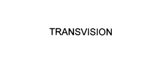 mark for TRANSVISION, trademark #75864721