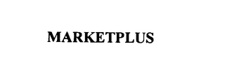 mark for MARKETPLUS, trademark #75867173