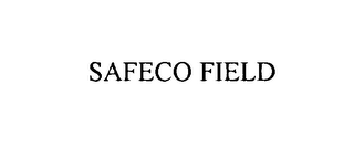 mark for SAFECO FIELD, trademark #75869658