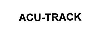 mark for ACU-TRACK, trademark #75871632