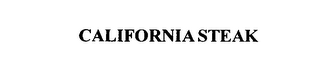 mark for CALIFORNIA STEAK, trademark #75873640