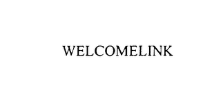 mark for WELCOMELINK, trademark #75876881