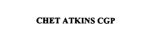 mark for CHET ATKINS CGP, trademark #75877500