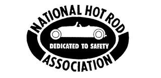 mark for NATIONAL HOT ROD ASSOCIATION DEDICATED TO SAFETY, trademark #75877771