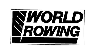mark for WORLD ROWING, trademark #75883981