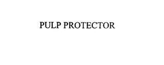mark for PULP PROTECTOR, trademark #75887362