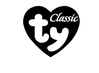 mark for TY CLASSIC, trademark #75888192