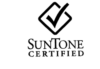 mark for SUNTONE CERTIFIED, trademark #75888972