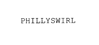 mark for PHILLYSWIRL, trademark #75890281