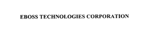 mark for EBOSS TECHNOLOGIES CORPORATION, trademark #75897727