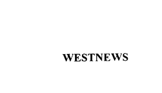 mark for WESTNEWS, trademark #75898030